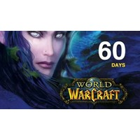 World of Warcraft 30 дней таймкарта (US) + Classic