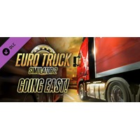DLC Euro Truck Simulator 2 Going East! STEAM KEY/RU+CIS