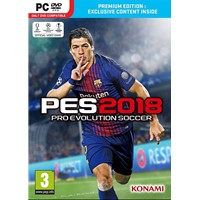 PRO EVOLUTION SOCCER (PES) 2018 PREMIUM EDITION |GLOBAL
