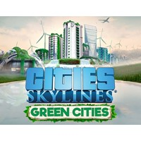 Cities: Skylines: DLC Green Cities (Steam KEY)+ ПОДАРОК