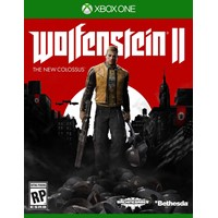 Wolfenstein 2 | Xbox ONE | ПРОКАТ | АРЕНДА 🔥