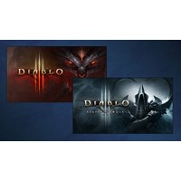 Diablo III: Battle Chest (Battle.NET RU/EU/US)+ПОДАРОК