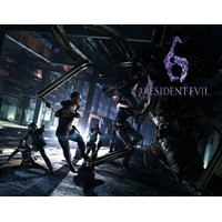Resident Evil 6 (Steam key) -- RU
