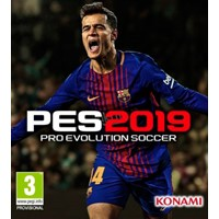 PRO EVOLUTION SOCCER 2019 (Steam KEY) + ПОДАРОК