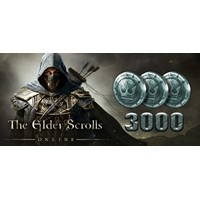 The Elder Scrolls Online: 3000 Crown Pack (Region Free)