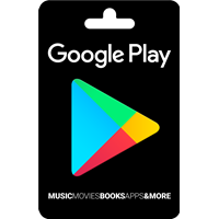 Google Play Gift Card (US) from $25 to $200