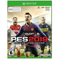 Pro Evolution Soccer 2019(XBOX ONE)