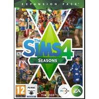 THE SIMS 4 Времена Года SEASONS KEY REGION FREE GLOBAL