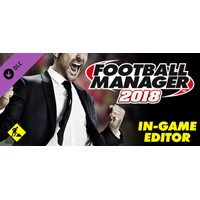 Football Manager 2018 - In-Game Editor (Steam RU)