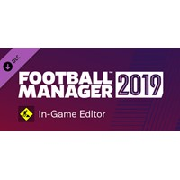 Football Manager 2019 In-Game Editor