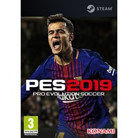 PRO EVOLUTION SOCCER 2019 STANDARD (STEAM GIFT RU)