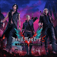 DEVIL MAY CRY 5 DELUXE (STEAM)  КЛЮЧ СРАЗУ + ПОДАРОК