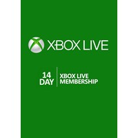 Xbox live Gold for 14 days GLOBAL