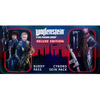 Wolfenstein: Youngblood Deluxe (Steam Gift RU)