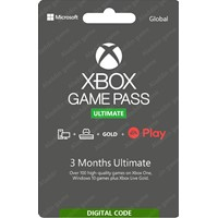 Xbox Game Pass Ultimate 3 месяца ✅(XBOX ONE/WIN10)