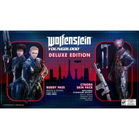 Wolfenstein: YoungBlood Deluxe Steam Оффлайн акк СКИДКИ
