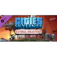 CITIES: SKYLINES - NATURAL DISASTERS ✅STEAM + БОНУС
