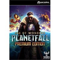 Age of Wonders: Planetfall: Premium Ed. Steam -- RU