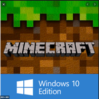 Minecraft Windows 10 Edition КЛЮЧ 10% CASHBACK