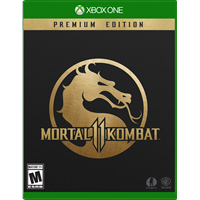 Mortal Kombat 11 PREMIUM+Injustice 2 LEGENDARY XBOX ONE