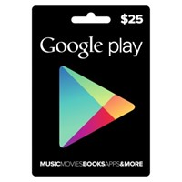 GOOGLE PLAY GIFT CARD $25 (USA) 🔥Discount🔥