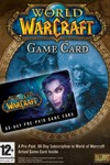 WORLD OF WARCRAFT: TimeCard (60 дней, Euro) - СКАН
