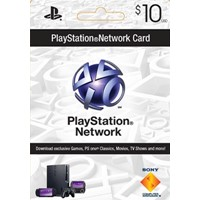 PLAYSTATION NETWORK (PSN) - $10 (USA) 🎮 СКИДКИ