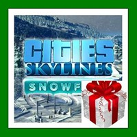 Cities Skylines - Snowfall DLC - Steam RU-CIS-UA