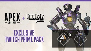 Twitch Prime Apex Legends Omega Point Pathfinder+5 Pack