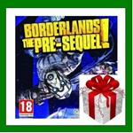 Borderlands The Pre-Sequel - Steam RU-CIS-UA + ПОДАРОК