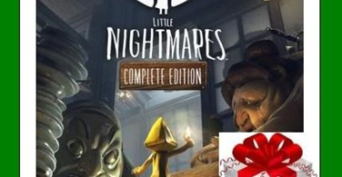 Купить лицензионный ключ Little Nightmares Complete Edition - Steam RU-CIS-UA на SteamNinja.ru