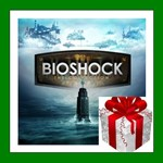 BioShock The Collection - Steam RU-CIS-UA + ПОДАРОК
