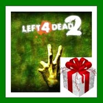 Left 4 Dead 2 - CD-KEY - Steam Region Free + ПОДАРОК