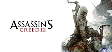 Assassin's Creed 3 (Лицензионный аккаунт Uplay)
