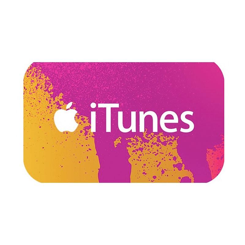 iTunes Gift Card (Russia) 500 руб. Гарантии. ЦЕНА.