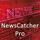 Новостной советник NewsCatcher Pro +100% в месяц