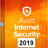 avast! Internet Security 2019 - до 15 апреля 2021 \1ПК
