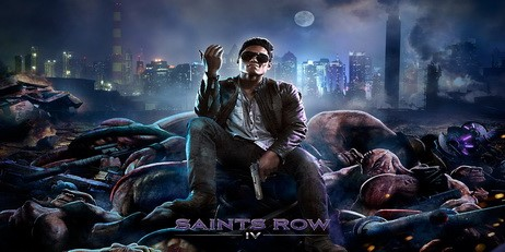 Saints Row 4: GOTY - Steam Ключ