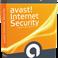 Avast! internet security - 800дней / 1пк (код)