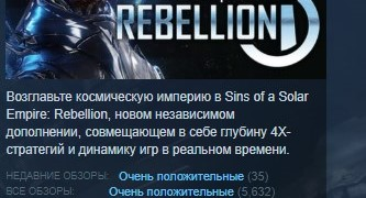 Sins of a Solar Empire: Rebellion STEAM KEY REGION FREE