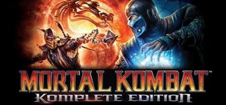 Mortal Kombat. Komplete Edition