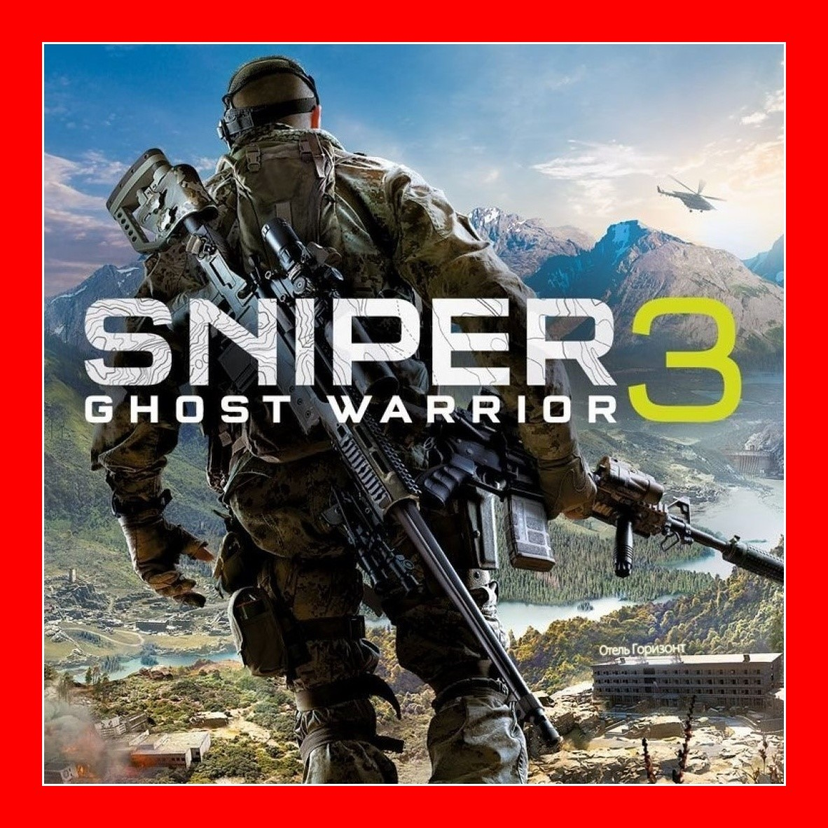 Купить Sniper Ghost Warrior 3 ( STEAM KEY / GLOBAL ) &#9989