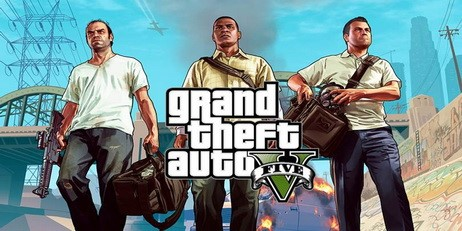 Grand Theft Auto 5 - Rockstar Ключ