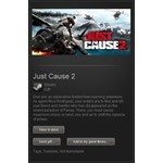 Just Cause 2 (Steam Gift, Region Free) + ПОДАРОК