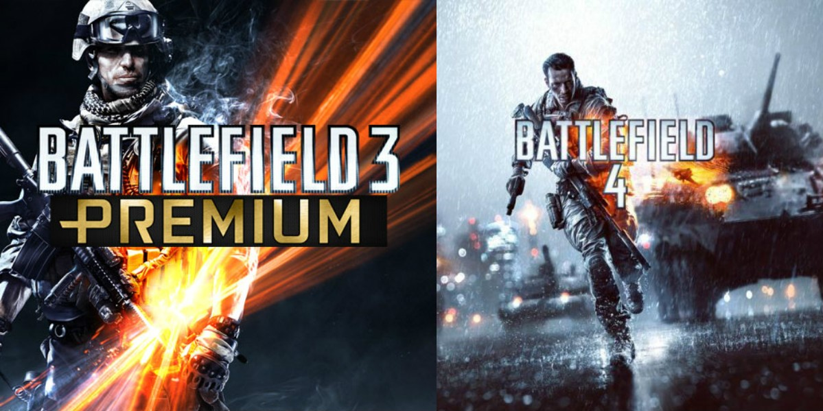 Battlefield 4 + Battlefield 3 Premium + Гарантия
