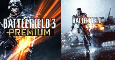 Купить аккаунт Battlefield 4 + Battlefield 3 Premium + Гарантия на SteamNinja.ru