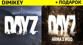 DayZ + Arma 2: DayZ + подарок+бонус+скидка 15% [STEAM]