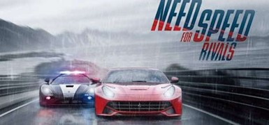 Need for Speed Rivals (+ Секретный вопрос)