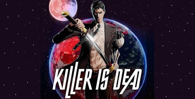 Killer Is Dead (Steam KEY) + ПОДАРОК