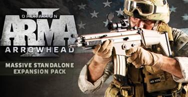 Купить лицензионный ключ ARMA 2: Operation Arrowhead на SteamNinja.ru
